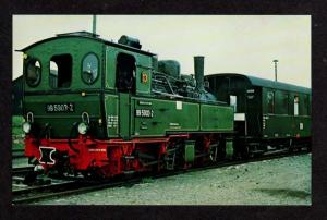 East Germany German State Railway Railroad Train DR 99.5903 Postcard RR PC