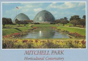 Wisconsin Milwaukee Mitchell Park Horticultural Conservatory