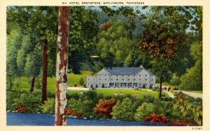 TN - Gatlinburg. Hotel Greystone