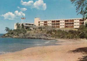 GUADELOUPE-DESHAIES , 1950-70s ; Hotel Fort Royal