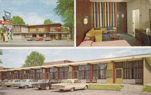 Montreal tourist Motel , MONTREAL , Quebec , Canada , PU-1974