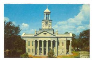 Old Warren County Courthouse, Vicksburg, Mississippi, 40-60s