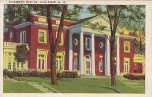 West Virginia Charleston Governors Mansion