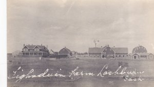 RP: Farm at Lashburn, Saskatchewan , Canada , 00-10s