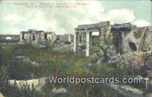 Guantanamo Bay Republic of Cuba Remains of Toro Cay  Remains of Toro Cay