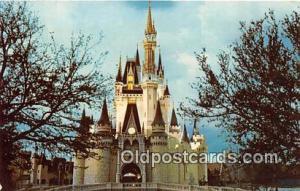 Cinderella Castle Walt Disney World, FL, USA Postcard Post Card Walt Disney W...