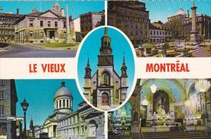 Canada Quebec Montreal Le Vieux Montreal