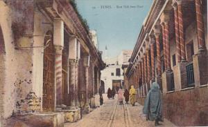Tunisia Tunis Rue Sidi-Ben-Ziad