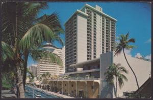 Waikiki Beachcomber,Waikiki,Oahu,HI Postcard BIN