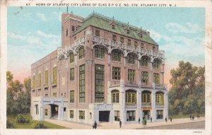 ATLANTIC CITY , New Jersey , 00-10s ; Elks Lodge