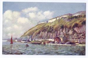Canada Tuck Oilette Quebec Citadel Postcard 2559