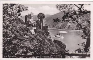 RP, Scene At Burg Rheinstein, Rhineland-Palatinate, Germany, PU-1913