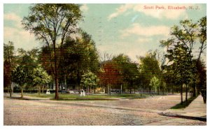 New Jersey  Elizabeth Scott Park
