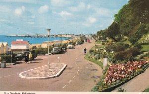 FELIXTOWE, Suffolk, England, PU-1969; Spa Gardens