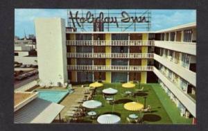 FL Holiday Inn HOLLYWOOD FLORIDA POSTCARD POST CARD PC