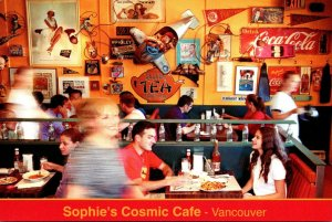Canada Vancouver Sophie's Cosmic Cafe