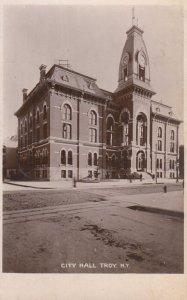 RP: TROY , New York , 00-10s ; City Hall