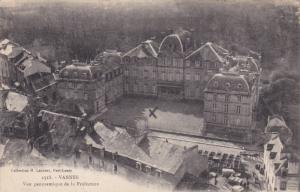 VANNES, Morbihan, Frnace; Vue panoramique de la Prefecture, 00-10s