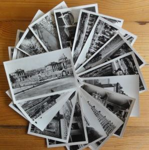 France: VERSAILLES Collection of 18 Old Real Photograph Postcards - ALL SHOWN