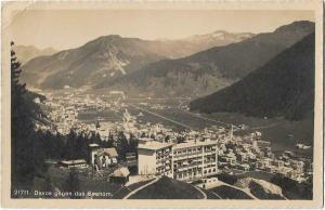 Switzerland Davos gegen das Seehorn 01.25
