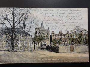 c1906 Kent: Rochester, The Priory