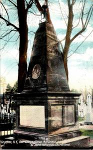 New York Kingston Governor George Clinton Monument 1910
