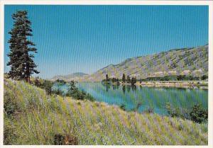 Canada Kamloops South Thompson River Vernon British Columbia