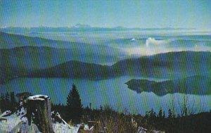 Canada Mount Seymour Vista North Vancouver British Columbia