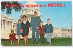 Re-Elect Congressman Meskill