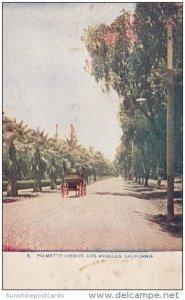 Palmetto Avenue Los Angeles California