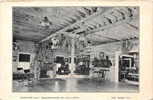 8366  NH Weirs  Reception Hall, Winnipesaukee Inn and Camps