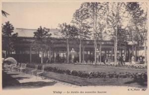 Le Jardin Des Nouvelles Sources, Vichy (Allier), France, 1900-1910s