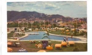 Hotel Tamanaco, Caracas,Venesuela, 40-60s
