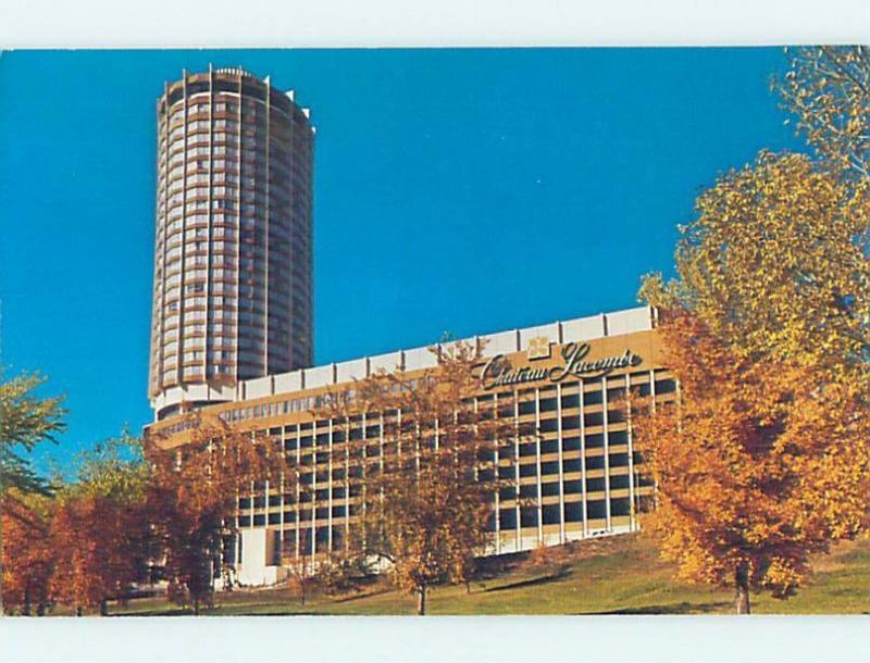 Pre-1980 HOTEL SCENE Edmonton Alberta AB G9589
