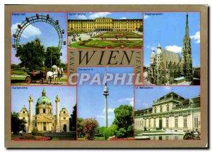 Modern Postcard Wien Vienna Vienna