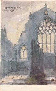 EDINBURGH , Scotland , 00-10s ; Holyrod Chapel