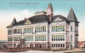 California Eureka High School