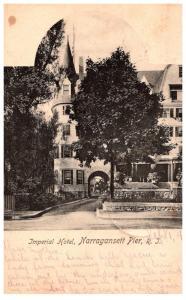 Rhode Island  Narragansett , Imperial Hotel