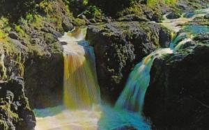 Wisconsin Mellen Copper Falls Copper Falls State Park
