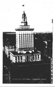 California Oakland 2 Million Dollar City Hall