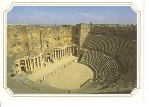 Postal 043764 : Syria/Bosra - Amphiteater