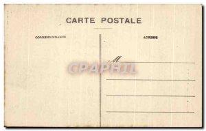 Old Postcard La Tour Vendome and Place Saint Martin