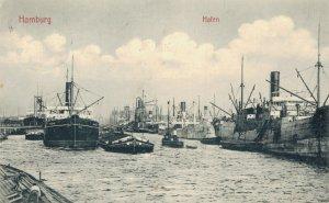 Germany - Hamburg Hafen 03.38