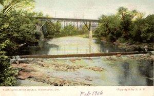 DE - Wilmington. Washington Street Bridge