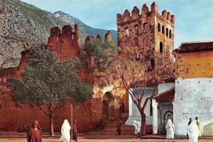 Morocco Xauen (Marruecos) Escena Tipica