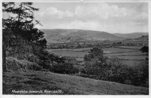Mowdens towards Newcastle Panoramic view