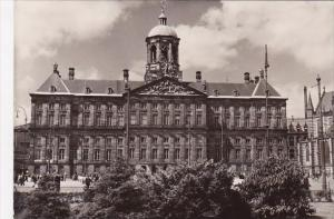 Netherlands Amsterdam The Royal Palace On The Dam