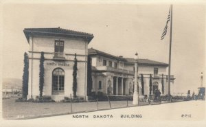 RP: SAN FRANCISCO, Ca., 1915 ; PPIE ; North Dakota Building