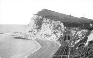 Dover, Shakespeare Cliff, railway, tunnel