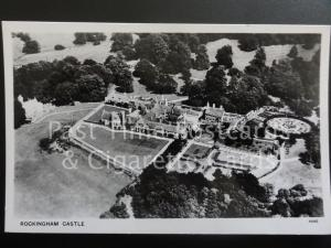 Rockingham Castle RP Aerial View - Pub by Aerofilms & Aero Pictorial Ltd